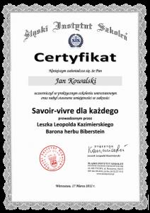 Certyfikat-Savoir-Warszawa-03-2012-RAMKA-Male