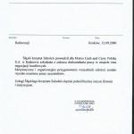 Makro Kraków - negocjacje i praca w zespole